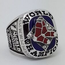 World championship ring Boston Red Sox 2007 Baseball 'ORTIZ' Size 9-13