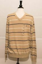 NEW NWT Mens Tommy Hilfiger  V-neck Sweater