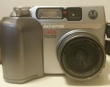 Olympus Camedia Digital Camera C-4000 Zoom FOR PARTS ONLY