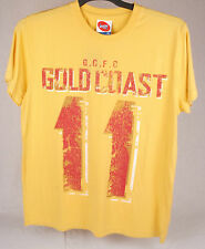 Official AFL Gold Coast Suns Mens Tee Size XL