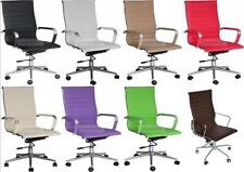 NEW STYLISH HIGH BACK DESIGNER EXECUTIVE SWIVEL COMPUTER OFFICE STUDY DESK CHAIR