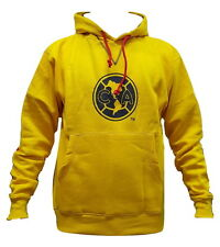 Club America Hoodie Sweatshirt By Rhinox Official Product New With Tags Yellow