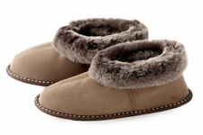 High Quality Ladies Genuine Sheepskin slippers , boots 100% LEATHER , Home, Warm