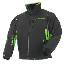 Arctic Cat Men's Non Insulated Boondocker Snowmobile Jacket - Green 5240-53*