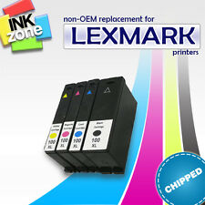Non-OEM Ink Cartridges for LEXMARK Prevail Pro701 Pro702 Pro703 Pro705 Pro706