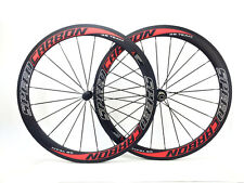 Speedcarbon 50mm Full Carbon Wheel Tubular 700C 23mm Shimano 11S 291 482 Hub