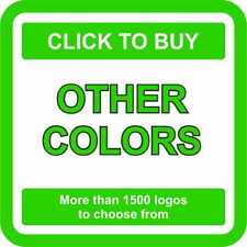 4 SPONSOR Logo Decals JDM Stickers - More than 400 logos to choose from