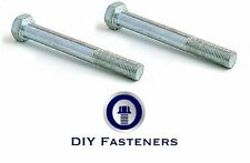 """3/8"""" x 2 1/2"""" UNF Bolts, High Tensile, Bright Zinc Plated, 8.8, BZP, HT IMPERIAL"""