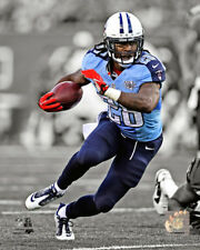 NFL Football Chris Johnson Tennessee Titans Photo Picture Print #1430