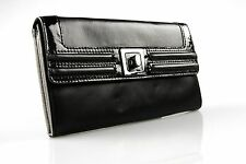 MIMCO Tough Romance Wallet Black Leather BNWD  RRP $249