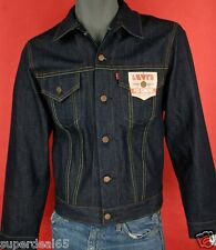 Levi's LVC 1967 Type 111 Deadstock Jacket Made In USA Levis Denim  2007 LVC