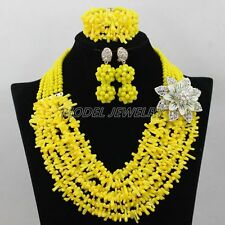 Multicolor Coral Beads Jewelry Set,African Handmade Costume Coral Necklace Set