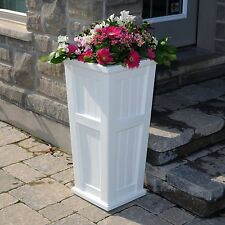 Mayne Cape Cod Tall Patio Planter