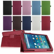 PU LEATHER CASE COVER STAND FOR AMAZON KINDLE FIRE 7, FIRE HD 8, FIRE HD 10 2015