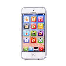 1x Childrens Educational Learning Phone Kids iPhone Toy 4s 5 GSE