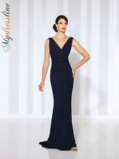 Cameron Blake 116658 Evening Dress ~LOWEST PRICE GUARANTEED~ NEW Authentic Gown