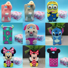 3D Cute Disney Cartoon Silicone Soft Back Case Cover For LG Optimus L90 / D410