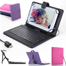 """8"""" inch USB Keyboard Leather Stand Cases Cover for Tablet Samsung Galaxy Note 8"""