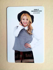 SNSD Girls' Generation SMTOWN COEX OFFICIAL FORTUNE COOKIE PHOTOCARD - Hyoyeon