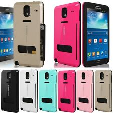 Guardful Bumper Case for Samsung Galaxy Note5 Note Edge Note4 Note3/2 Note3 NEO_