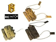 HSGI/RE Factor Tactical NVG Counterbalance Pouch-Coyote Brown-Olive Drab-Black