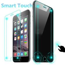 Smart/Anti-Spy/Blue 9H Tempered Glass Screen Protector For iPhone 5s c 6 6s Plus