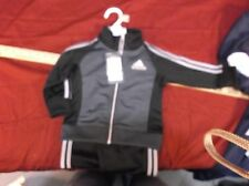 Kids Infants Adidas track outfit new with tags MSRP $42 RS 7546