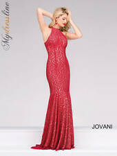 Jovani 25100 Evening Dress ~LOWEST PRICE GUARANTEED~ NEW Authentic Formal Gown