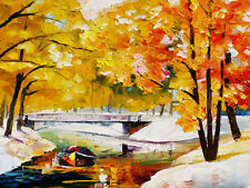 oil paintings on canvas home decoration Modern abstract knife Painting wall