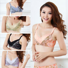 Women's Girls New Fashion Push-Up Adjustable Underwire Bra 34 36 38 Cup Size B