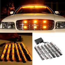 54 LED Car Truck Strobe Emergency Warning Strobe Lights Bars Deck Dash Grill