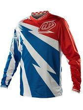Troy Lee Designs Blue 2014 GP Air Cyclops Kids MX Jersey