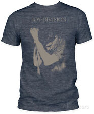 Joy Division - Ian Curtis T-Shirt Blue New Shirt Tee