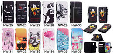 FASHION LOVELY PU LEATHER SOFT TPU WALLET HOLDER BACK HAND ROPE CASE COVER FOR