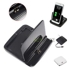 Desktop Charger Data Sync Charging Dock Cradle Station For Samsung Galaxy S4 S5