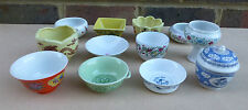 FRANKLIN PORCELAIN Chinese Dynasties Miniature Bowls (Individually Priced)