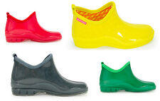 New Annabel Trends Gummies Ankle Boots Rain Gardening Gum Boots Ladies Gumboots