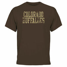 Colorado Buffaloes Brown Straight Out T-Shirt