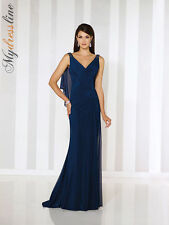 Cameron Blake 116661 Evening Dress ~LOWEST PRICE GUARANTEED~ NEW Authentic Gown