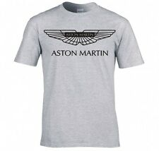 "ASTON MARTIN ""LOGO"" T SHIRT NEW"