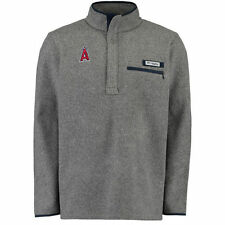 Columbia Los Angeles Angels of Anaheim Charcoal Harborside Jacket