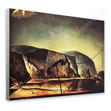 COTTON CANVAS  Salvador Dali Lobster Telephone photo gallery photos poster