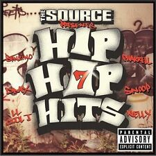 The Source Presents: Hip Hop Hits, Vol. 7 [PA] by Various Artists (CD,...