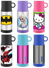 Thermos Funtainer 12 Ounce Warm Beverage Bottles, 7 Colors