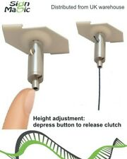 Twist on hanging kit for suspended ceiling, suspended ceiling hook 2m cable
