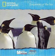 """National Geographic """" Emperors Of The Ice """" Sellers Bargains"""