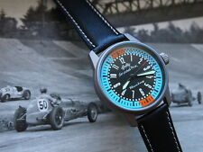 Grand Prix Gulf Racing Car Design Watch/Herrenuhr Quartz Porsche,Ford,BMW...