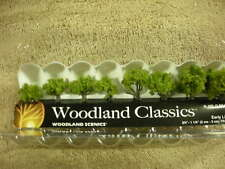 "3545 3/4""-1 1/4"" Early Light Trees New In Box"