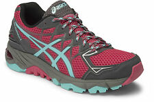 Asics Gel Fuji Trabuco 4 Womens Trail Running Shoes (B) (2140)