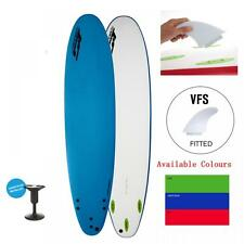 Softech 8'0 Mini Mal Soft Surfboard With Free Fins And Legrope